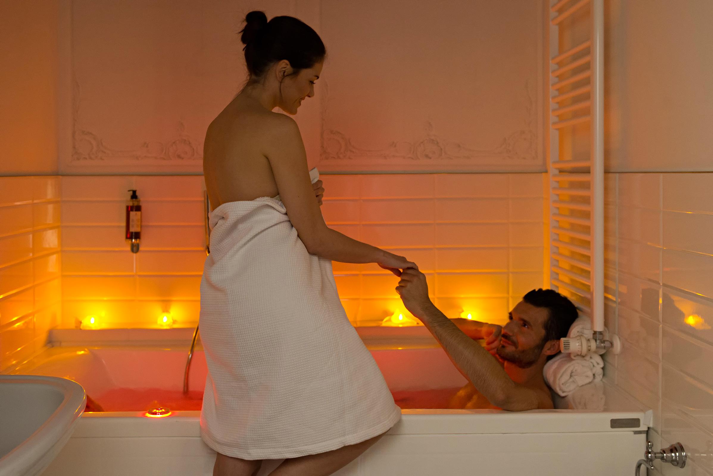 Idea regalo weekend romantico wellness